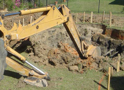 "1. Excavation ""The Dig"""